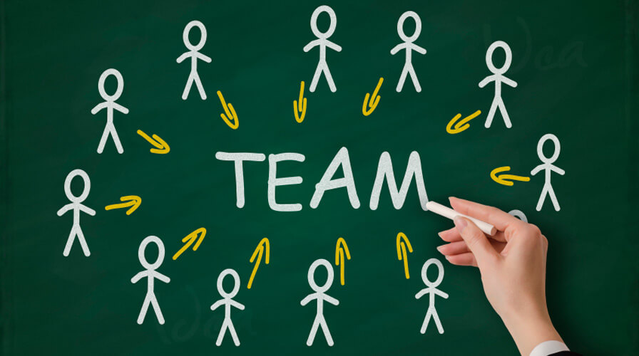 Top 5 Secrets of Effective Teamwork