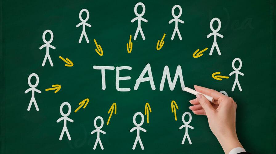 Teamwork - photo 1