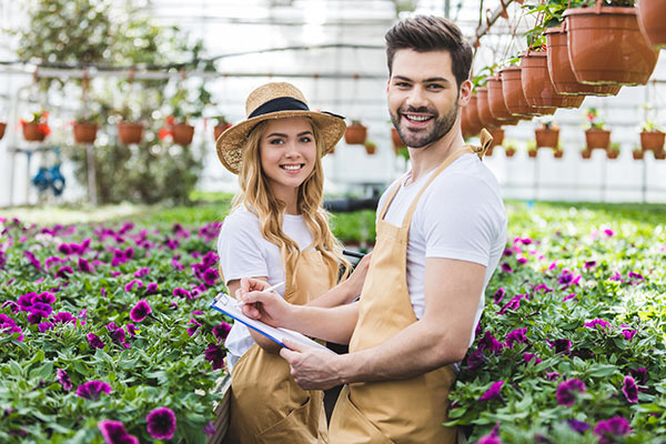 gardening industry
