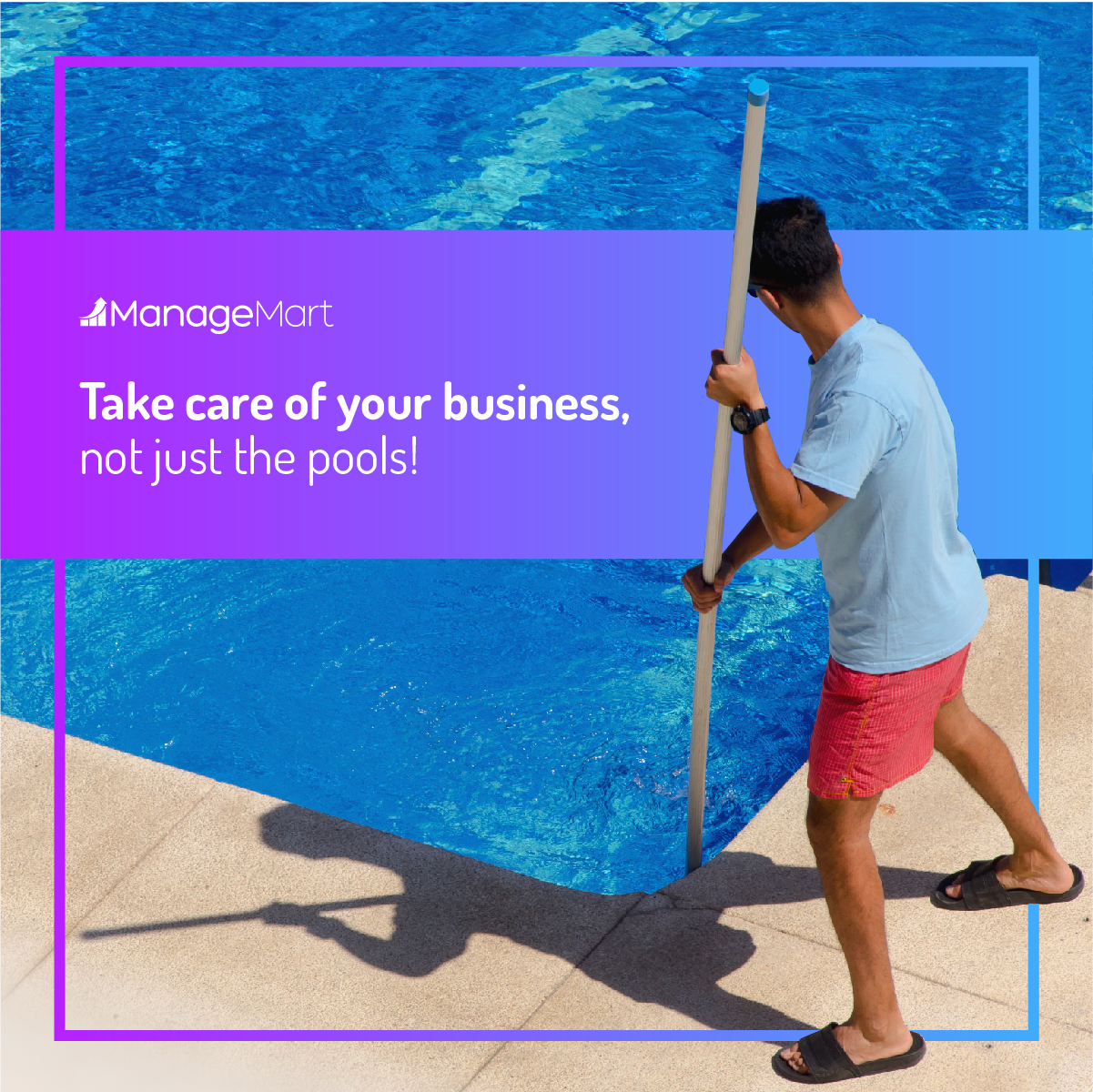 Why You Need Swimming Pool Service Software