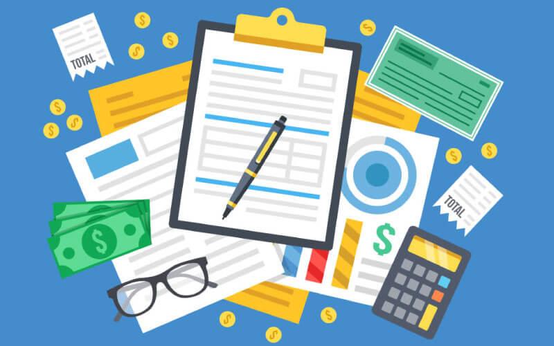 software de informe fiscal