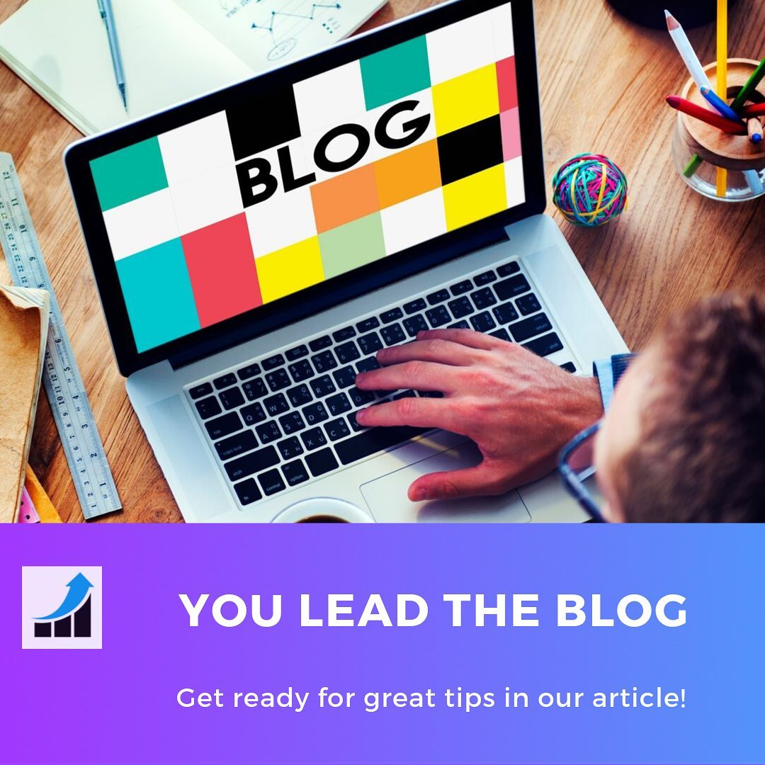 You Lead the Blog — photo 1